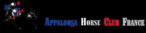 Appaloosa Horse Club France